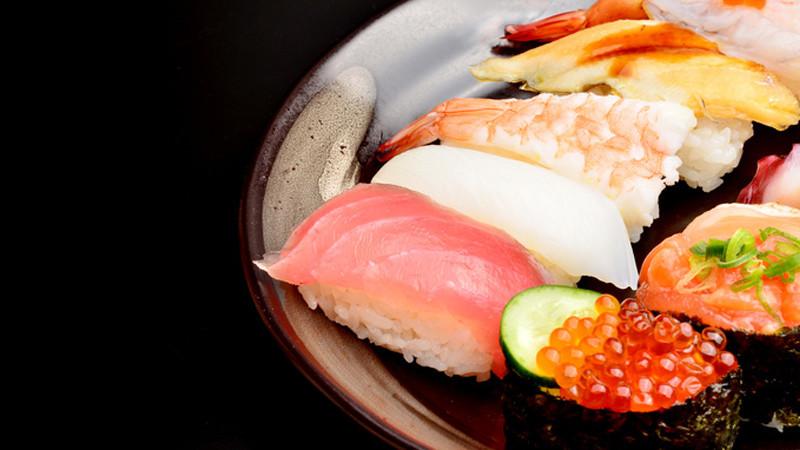 Sushi im März
